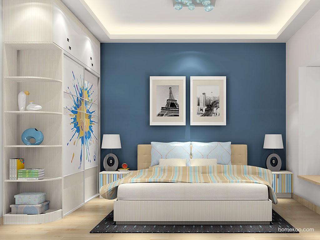 首尔之缤卧房家具A16400