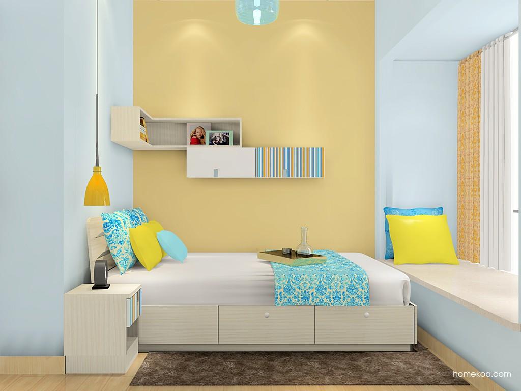 首尔之缤卧房家具A16404