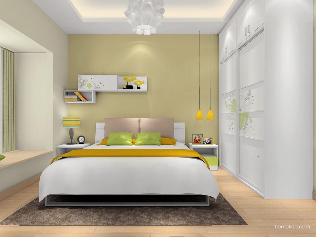 里昂春天卧房家具A16406