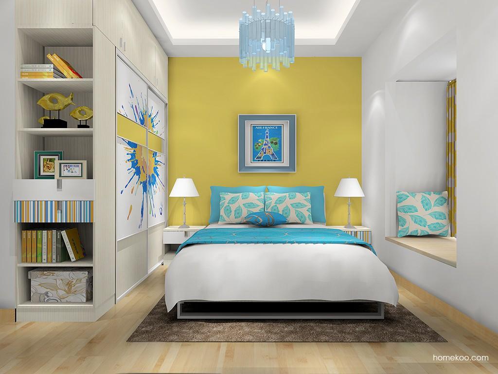 首尔之缤卧房家具A16411