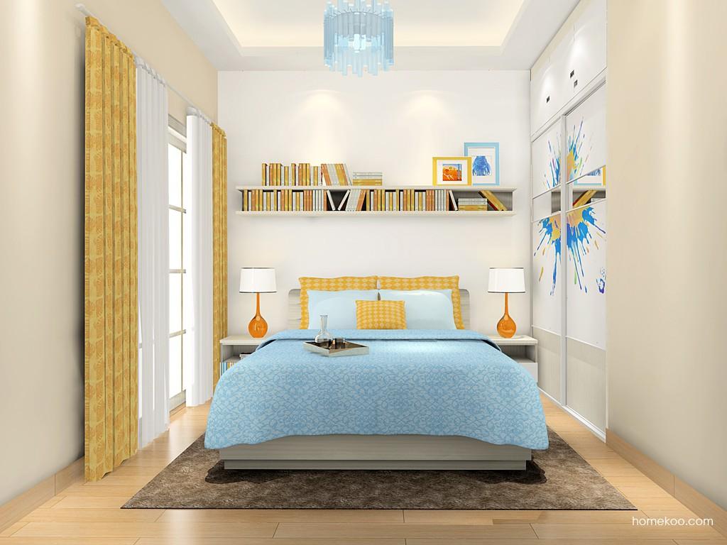 首尔之缤卧房家具A16413