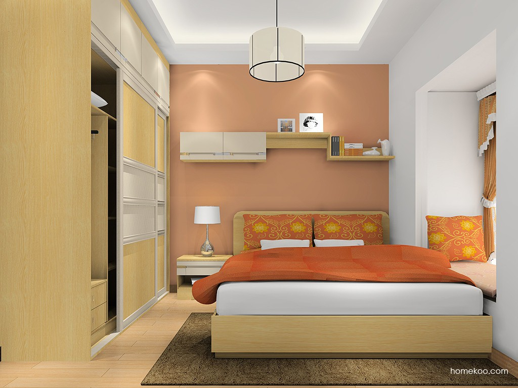 丹麦本色II卧房家具A16418