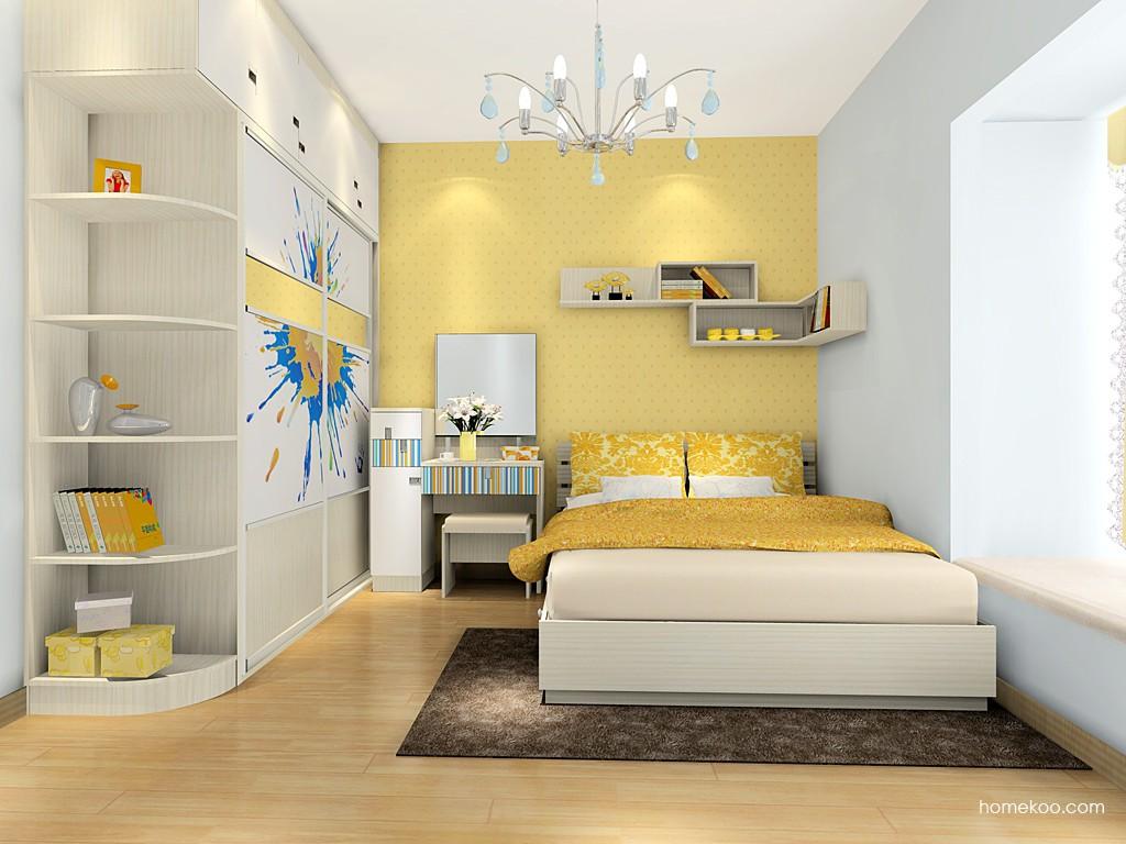 首尔之缤卧房家具A16423