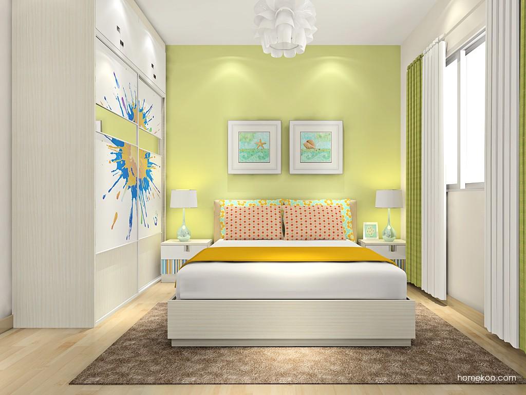 首尔之缤卧房家具A16426