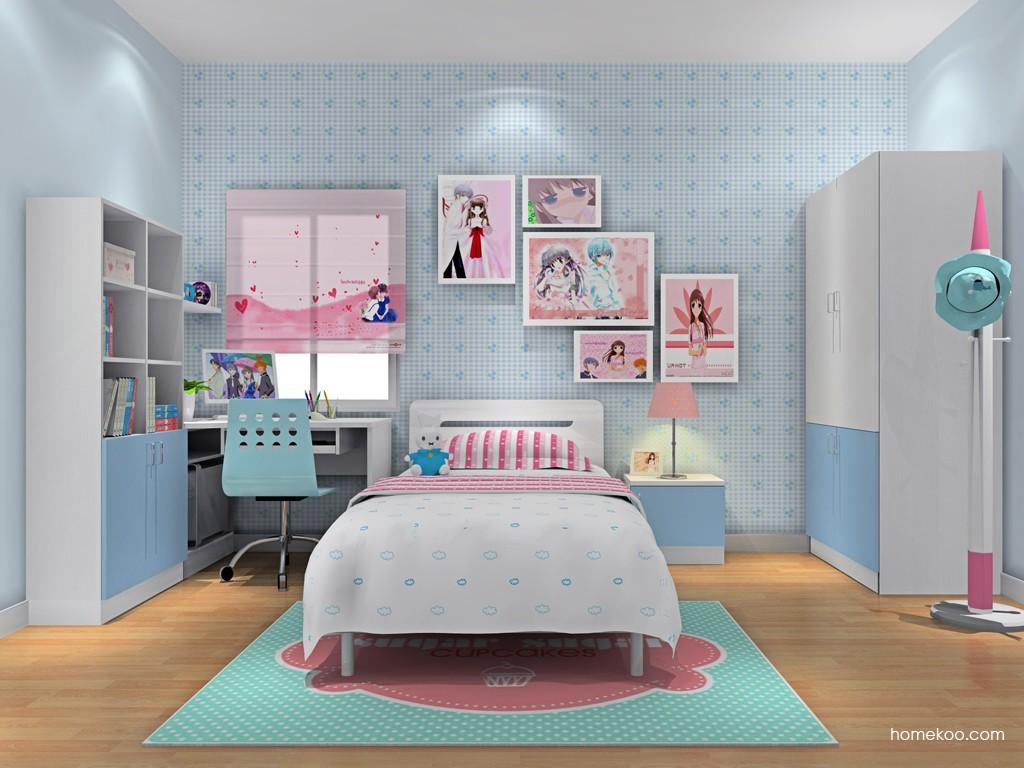 女孩的梦青少年房B16371