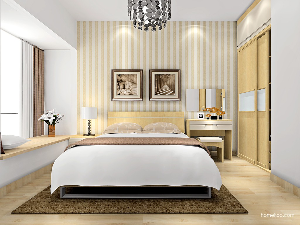 丹麦本色II卧房家具A16446