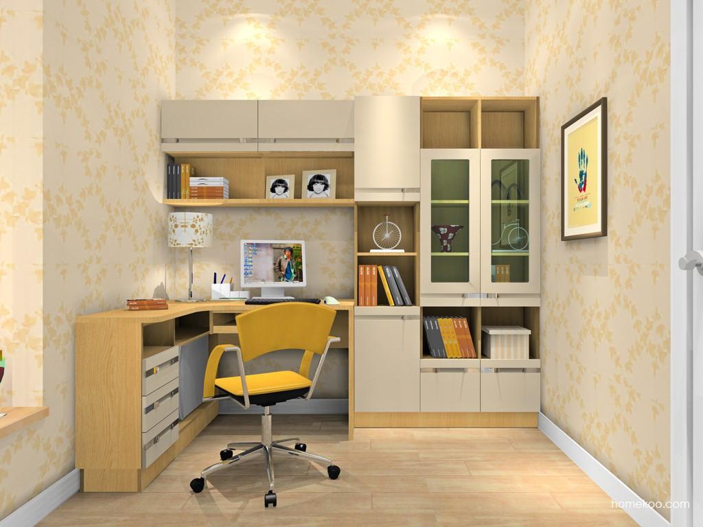 丹麦本色II书房家具C15563