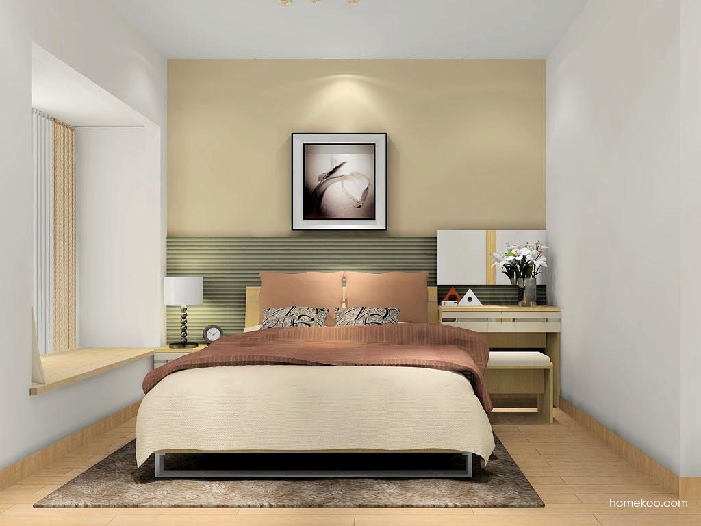 丹麦本色II卧房家具A16454