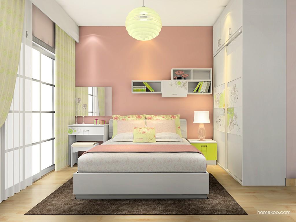 里昂春天卧房家具A16456