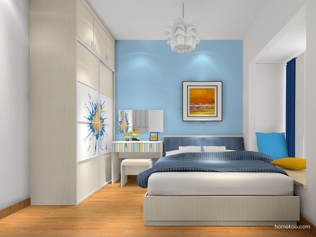 首尔之缤卧房家具A16458