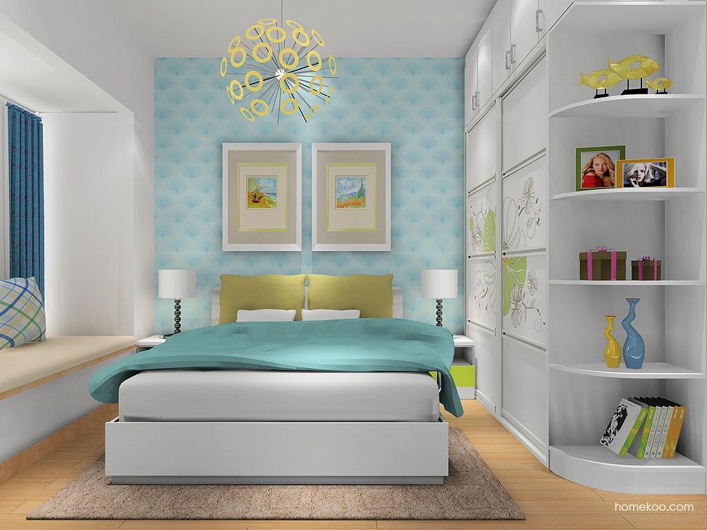 里昂春天卧房家具A16467