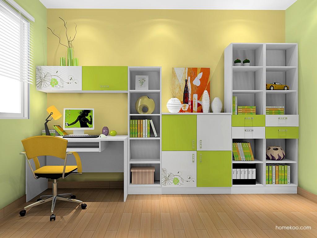 里昂春天书房家具C15571