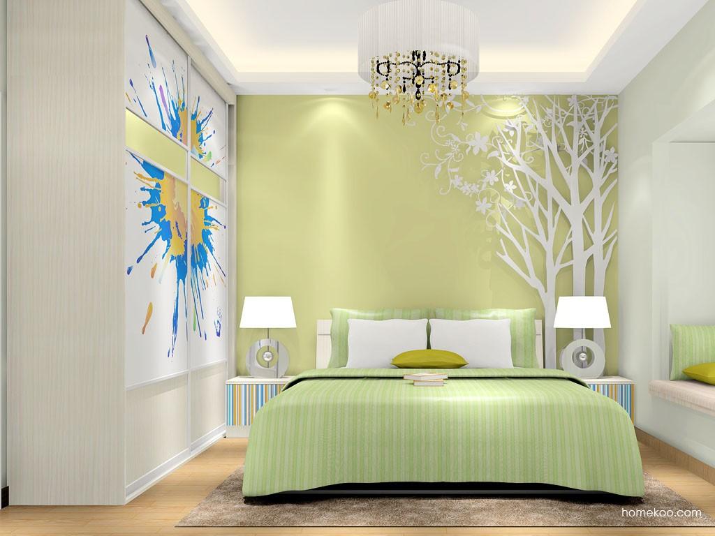 首尔之缤卧房家具A16477