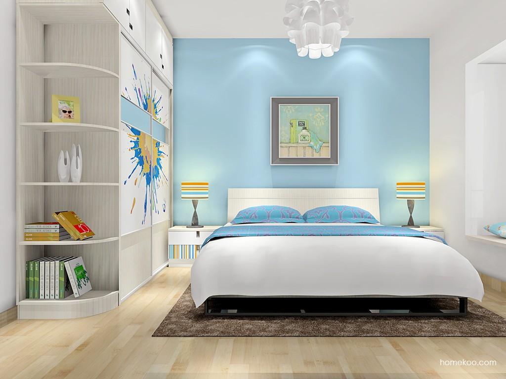 首尔之缤卧房家具A16480