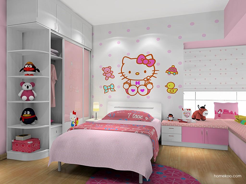 女孩的梦青少年房B16393