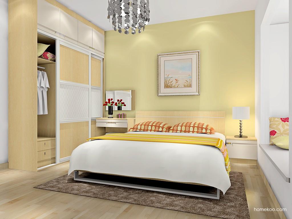 丹麦本色II卧房家具A16483