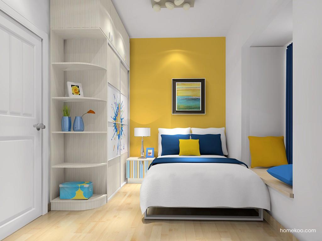 首尔之缤卧房家具A16485