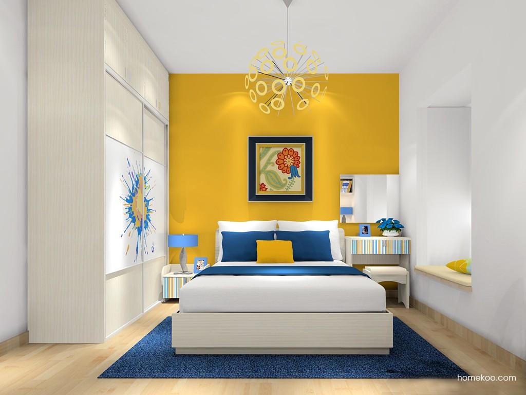 首尔之缤卧房家具A16487