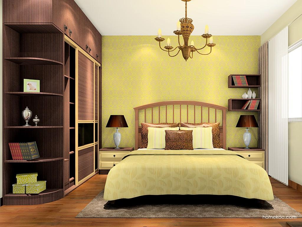 卡罗摩卡卧房家具A16484