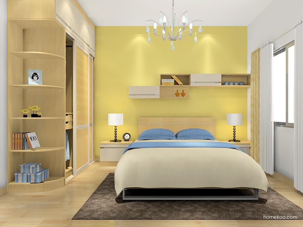 丹麦本色II卧房家具A16490