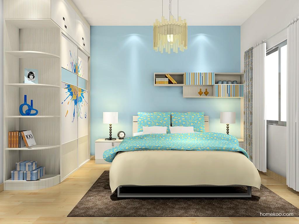 首尔之缤卧房家具A16495