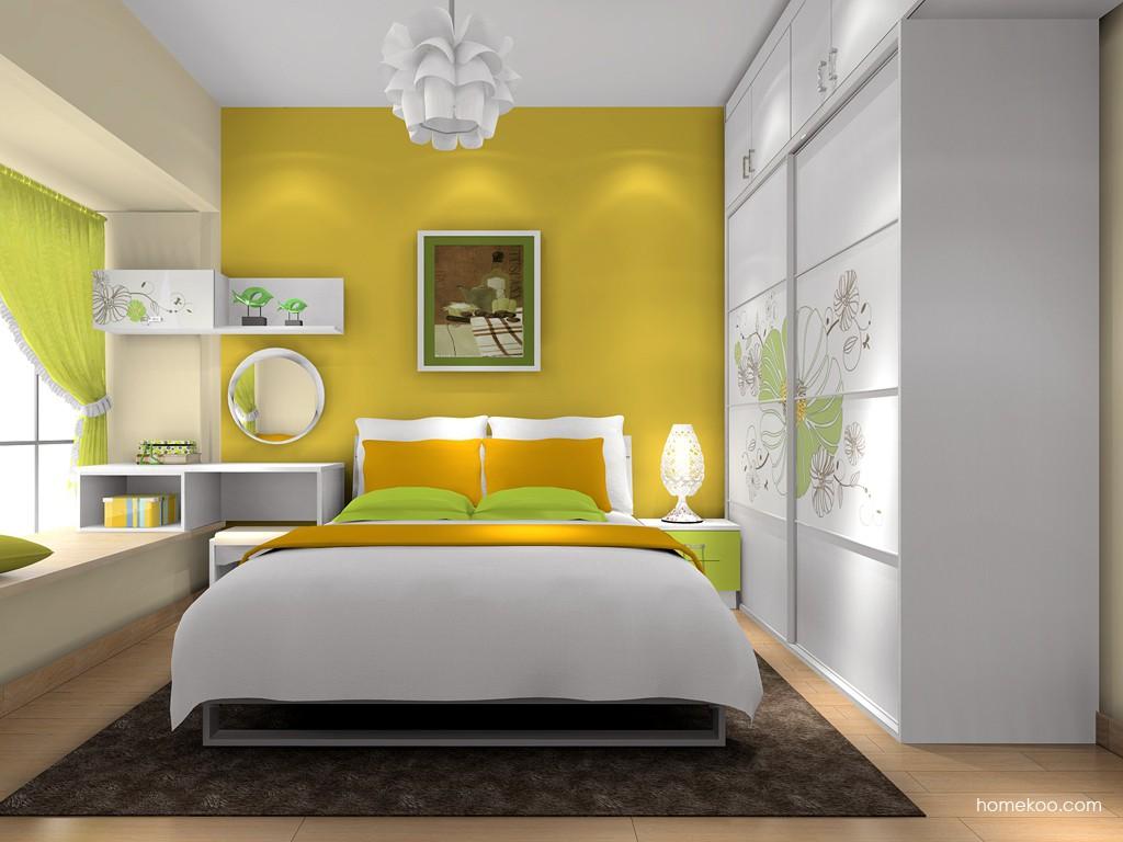 里昂春天卧房家具A16497
