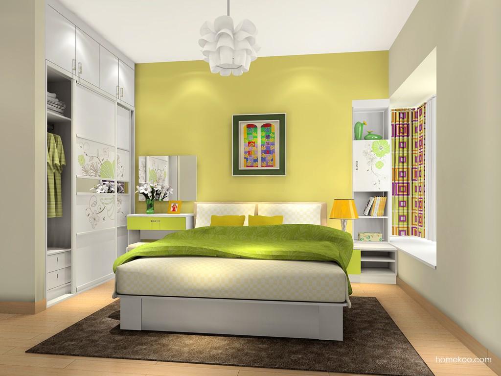 里昂春天卧房家具A16502