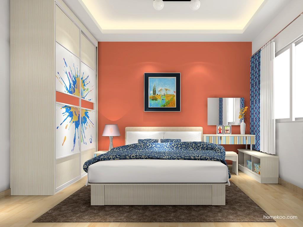 首尔之缤卧房家具A16504