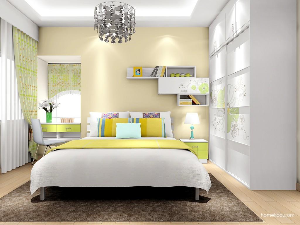 里昂春天卧房家具A16505