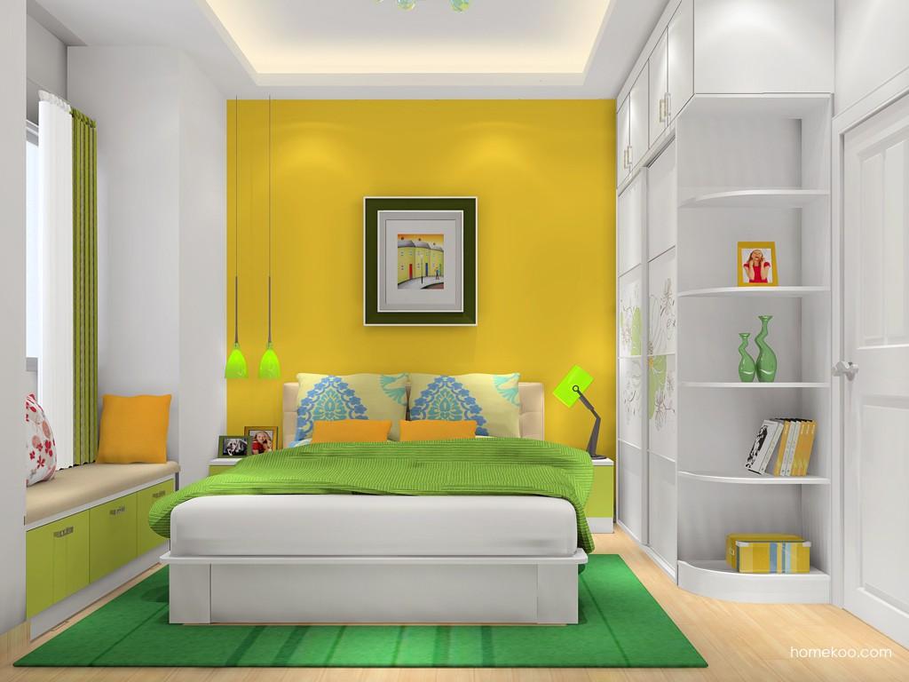 里昂春天卧房家具A16507