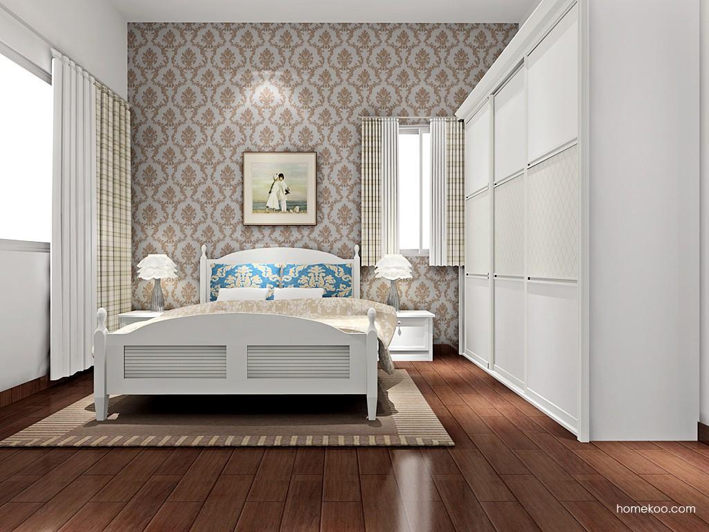 英伦印象卧房家具A16509