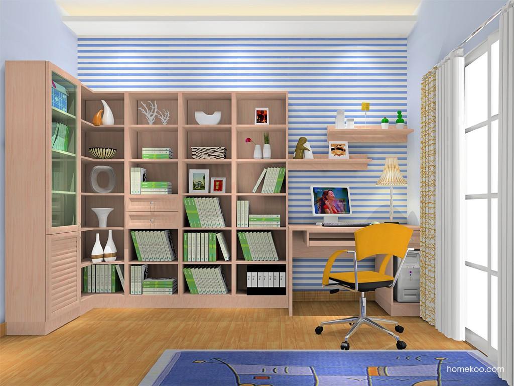 北欧阳光书房家具C15603