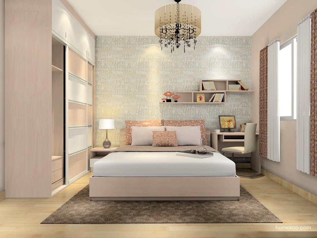 新实用主义卧房家具A16515