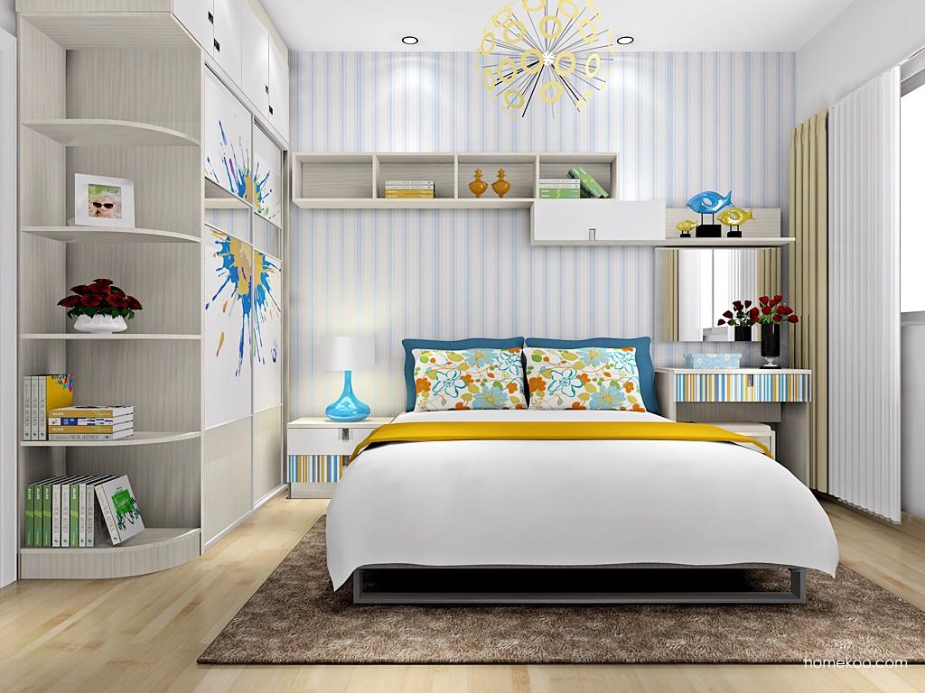 首尔之缤卧房家具A16528