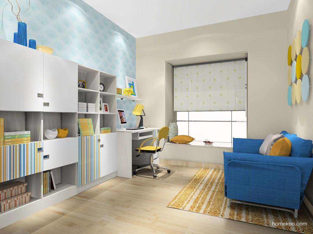首尔之缤书房家具C15612