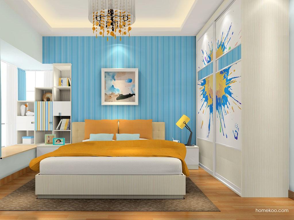 首尔之缤卧房家具A16536