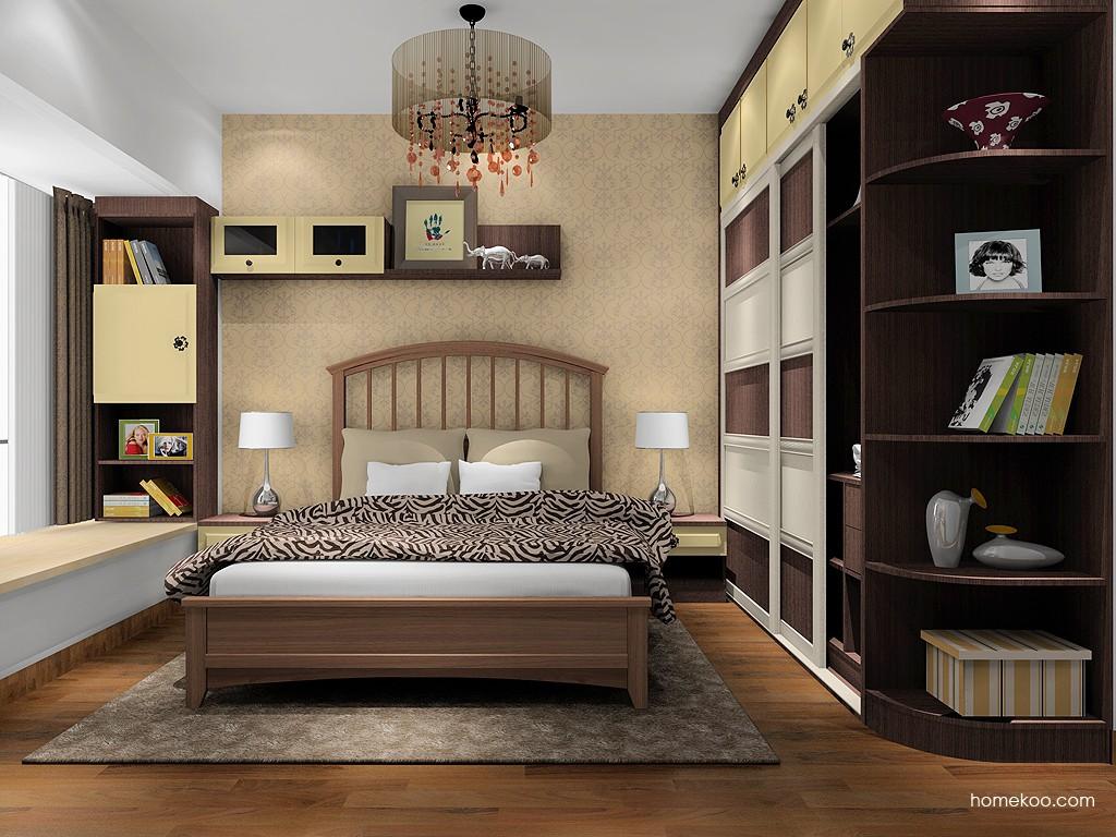卡罗摩卡卧房家具A16545