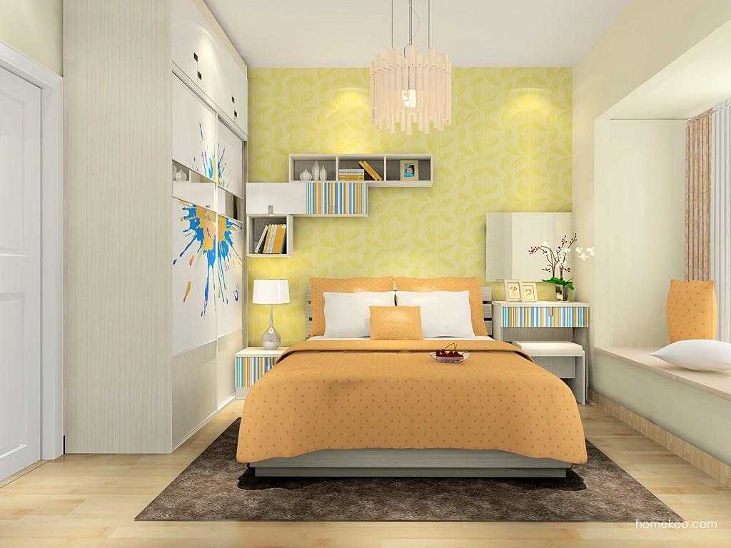 首尔之缤卧房家具A16548