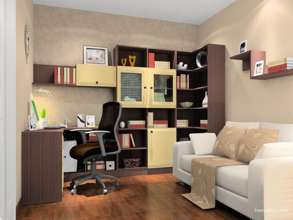 卡罗摩卡书房家具C15632