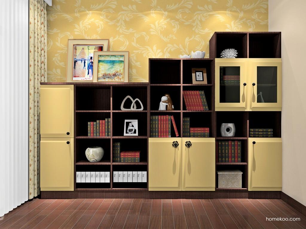 卡罗摩卡书房家具C15619