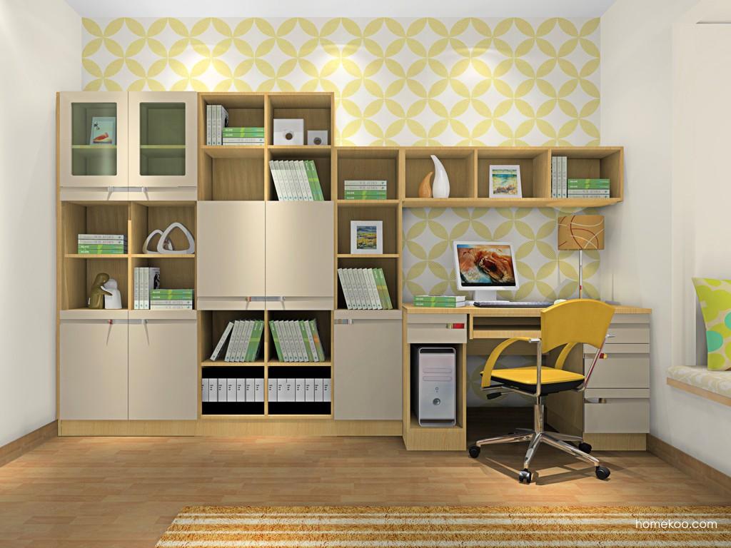 丹麦本色II书房家具C15609