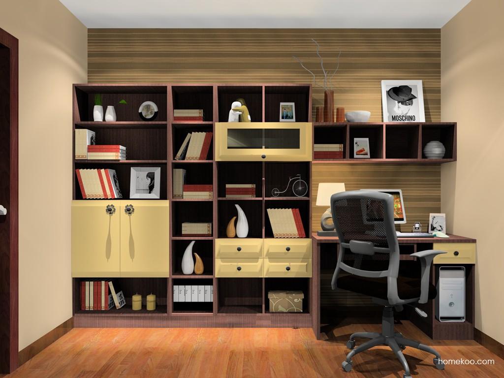 卡罗摩卡书房家具C15633