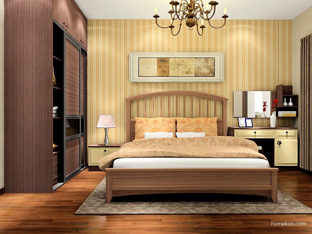 卡罗摩卡卧房家具A16563