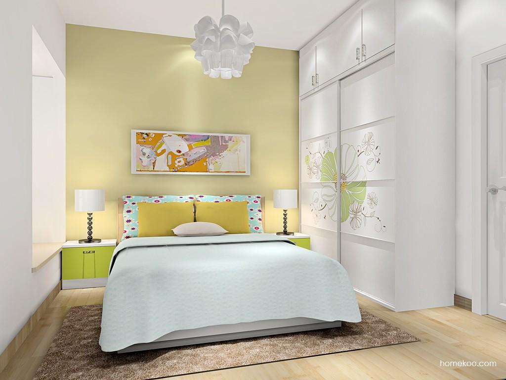 里昂春天卧房家具A16576