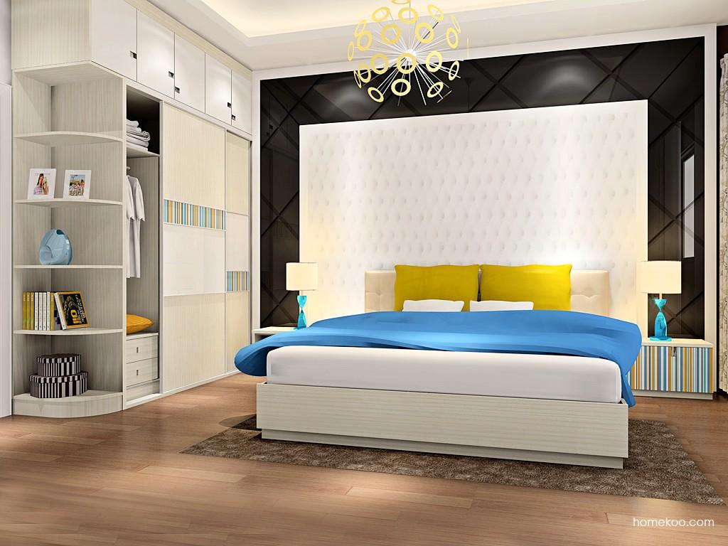 首尔之缤卧房家具A16579