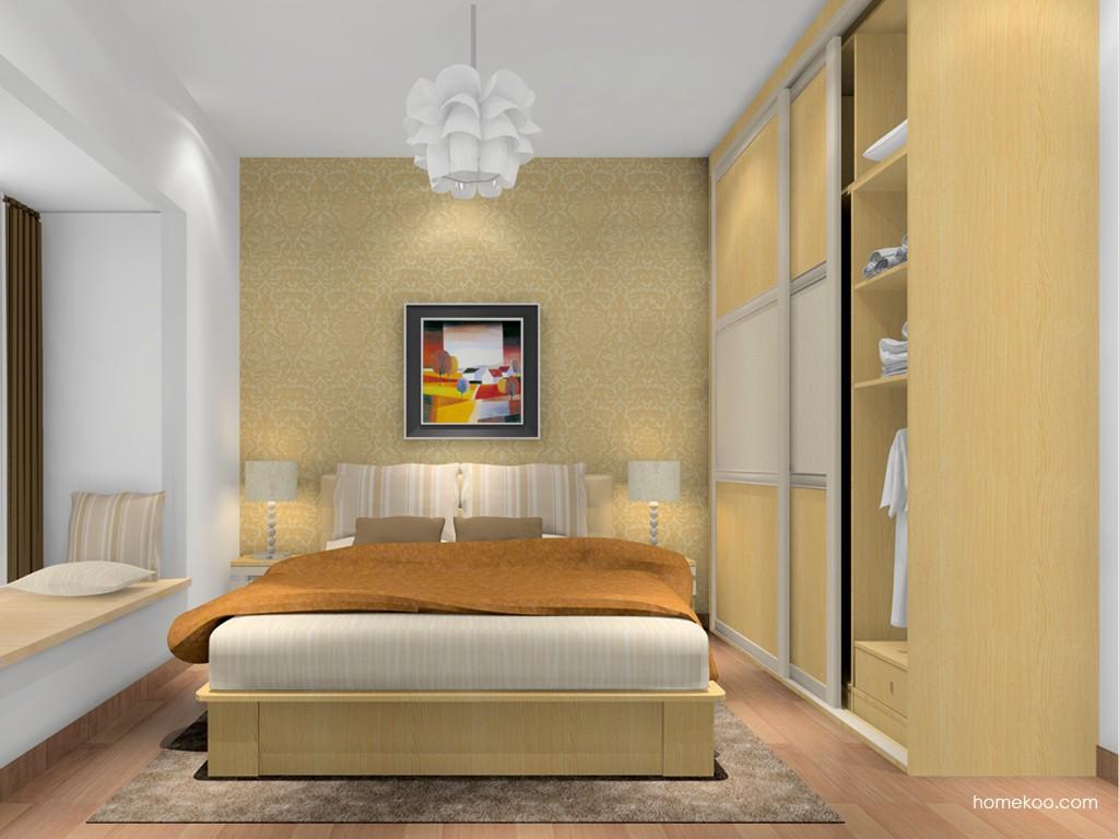 丹麦本色II卧房家具A16582