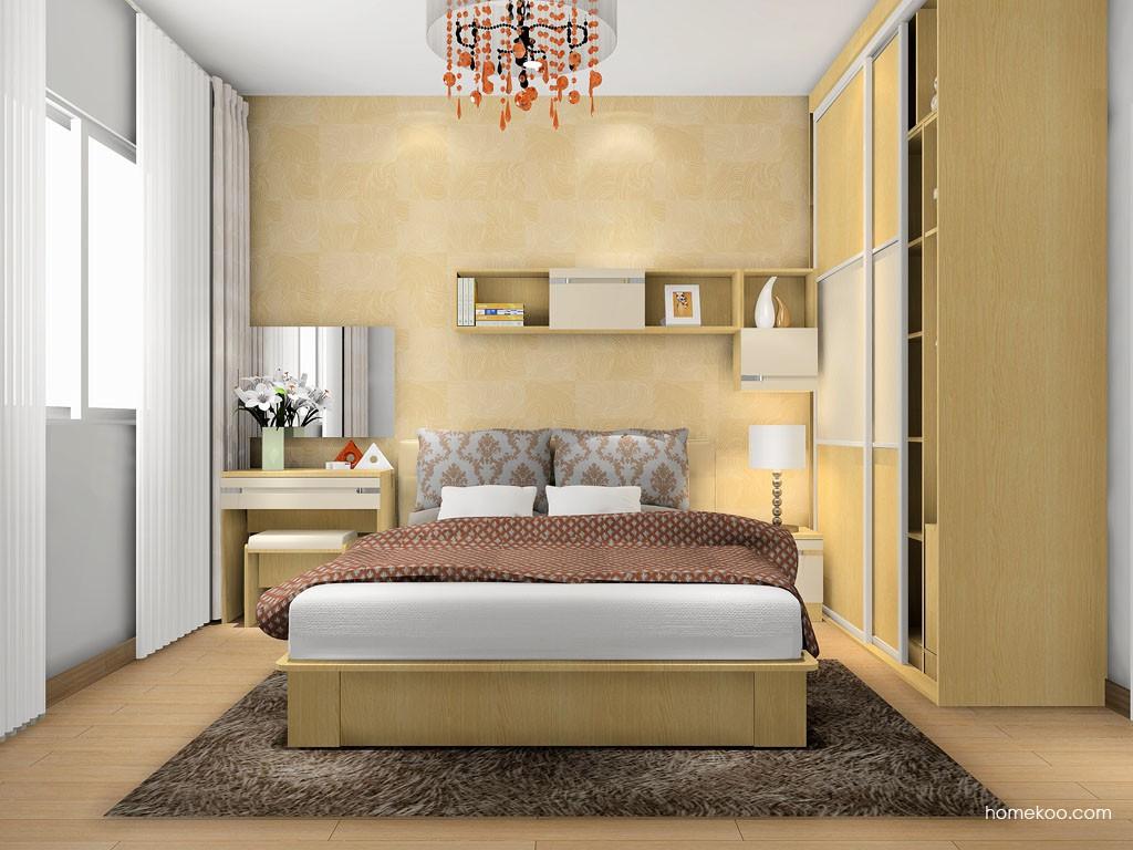 丹麦本色II卧房家具A16599