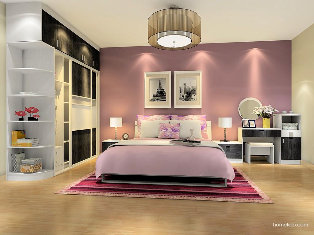 简约主义卧房家具A16605