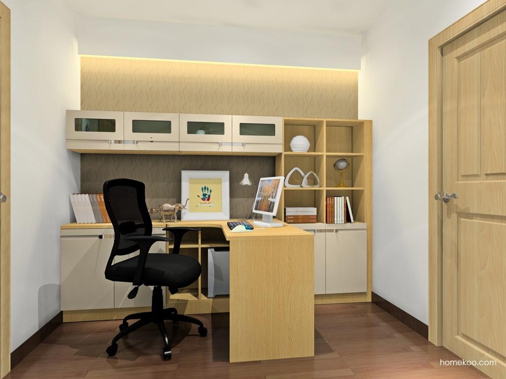 丹麦本色II书房家具C15668