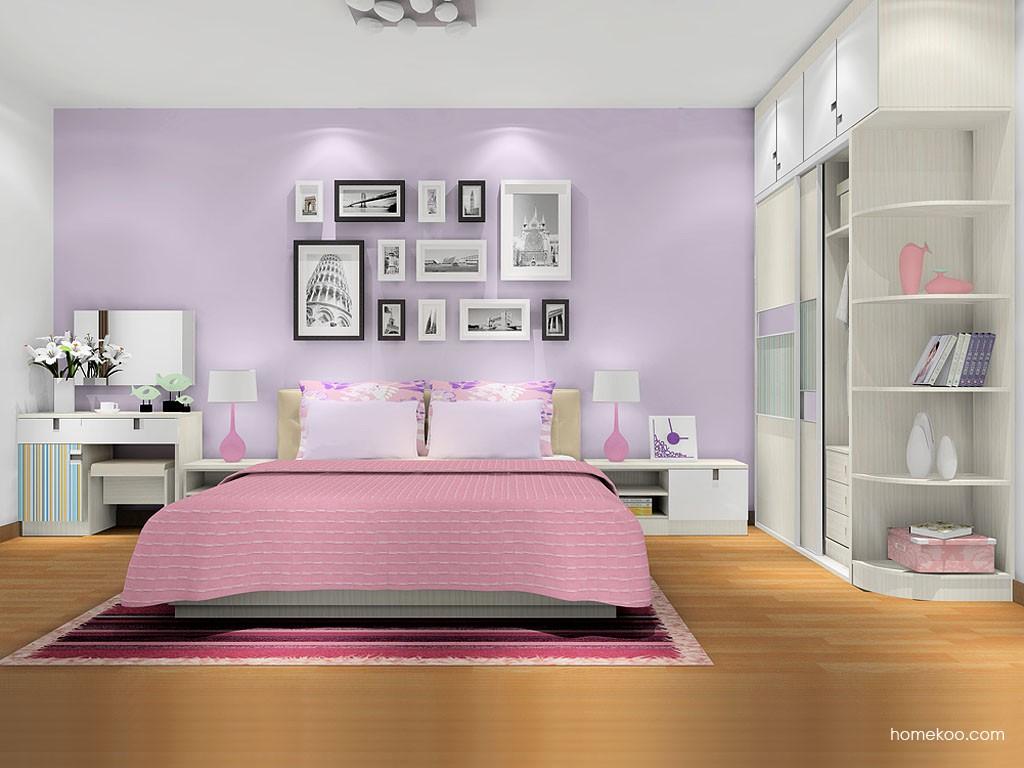 首尔之缤卧房家具A16610